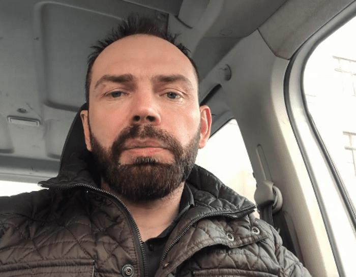 Николай Бакшеев в авто