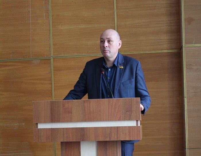 Нардеп Литвинов