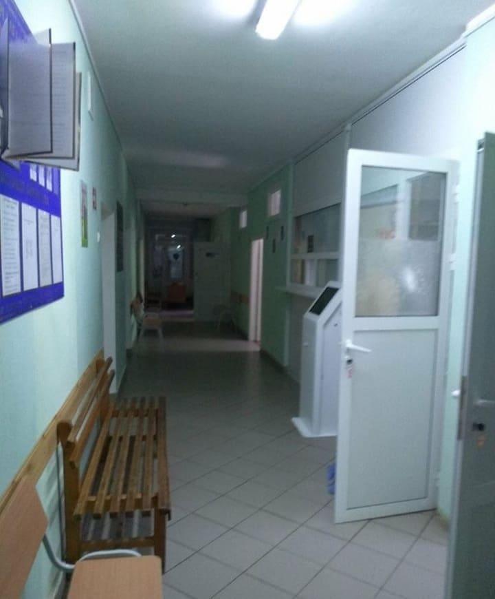 карантин детская поликлиника 2