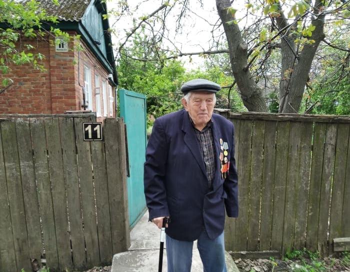 ветераны Сирохин