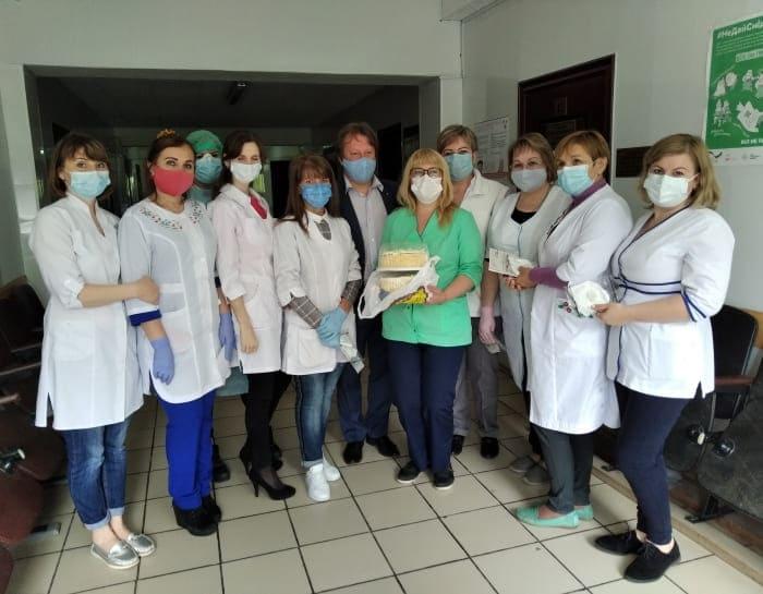 медсёстры и Павленко