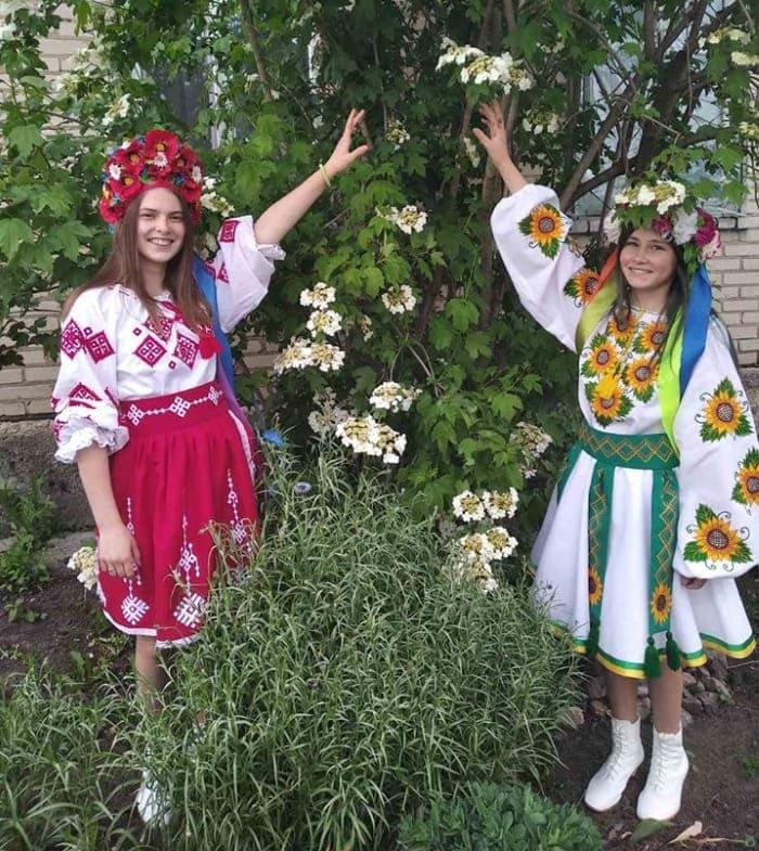 День вышиванки Михайловка