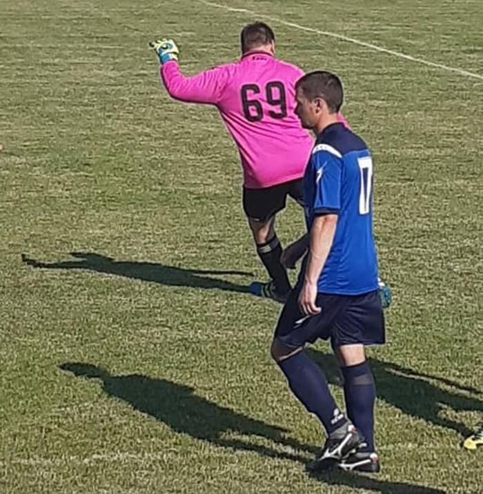 Футбол в Лозовой 2