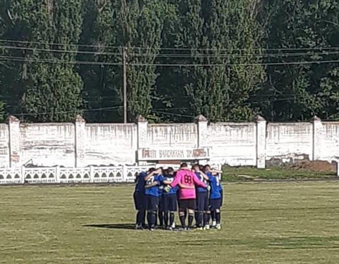 Футбол в Лозовой 1