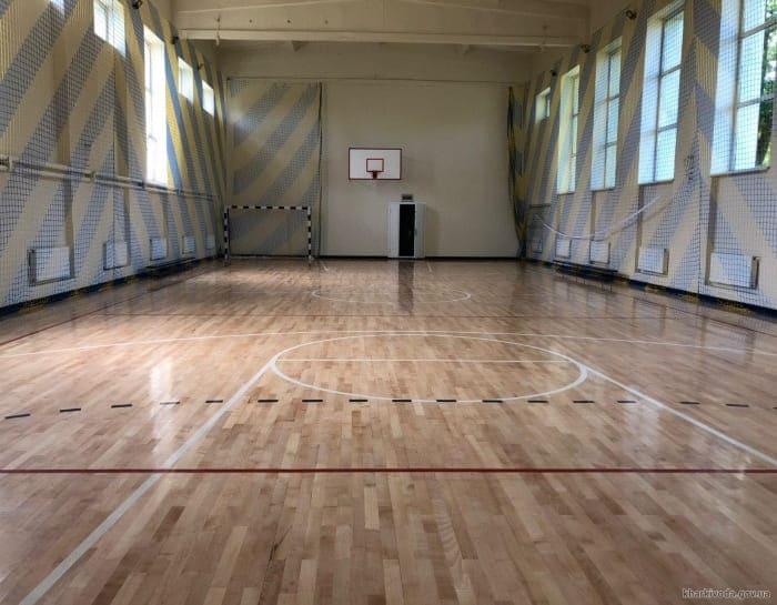 спортзал в Алексеевке