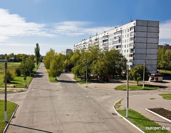 Первомайский проспект Победы