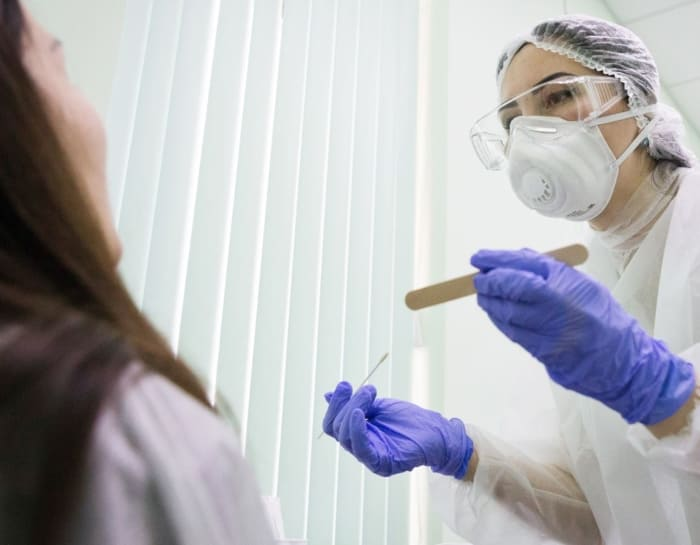 коронавирус тесты