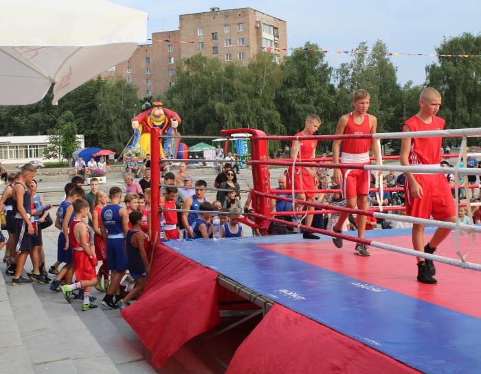 турнир по боксу Глебова 1