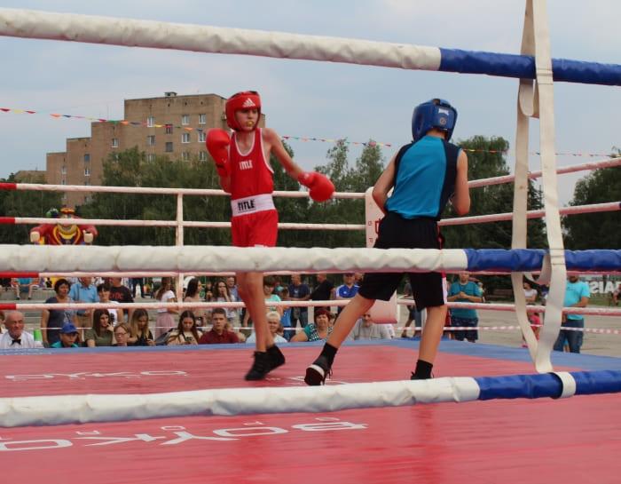 бокс турнир Глебова 2
