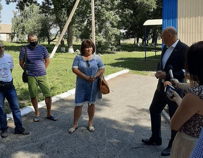 Литвинов в Грушино