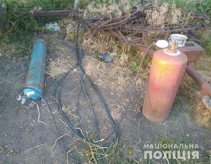 взрыв в Семеновке 2