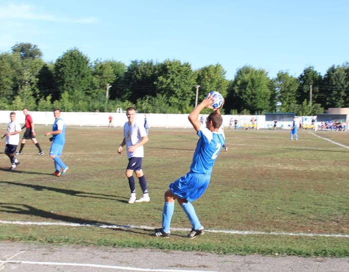 Футбол Первомайский Лозовая