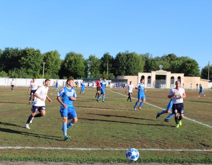Футбол Первомайский Панютино