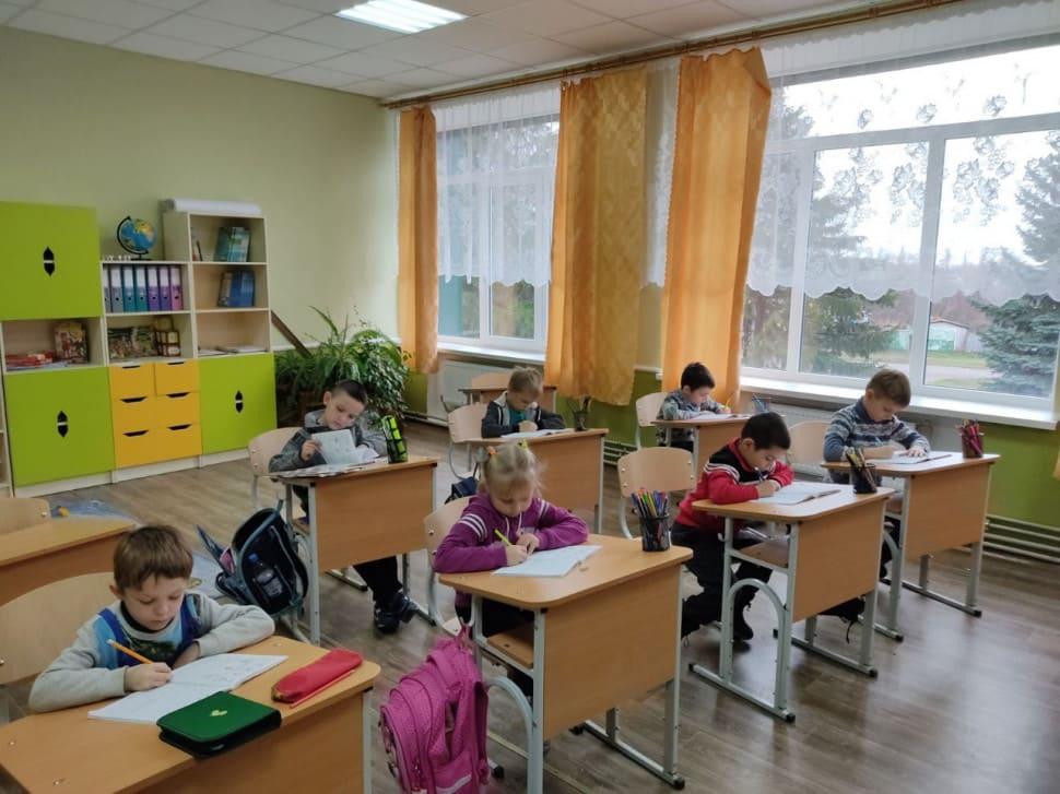 Грушино школа