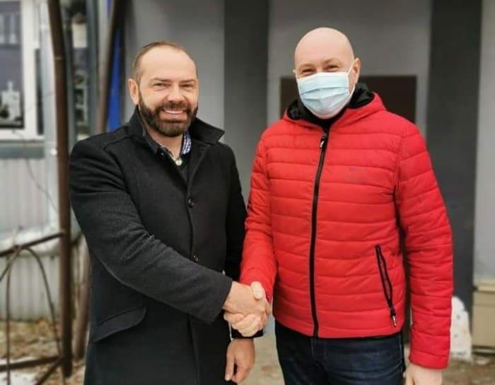 Бакшеев и Литвинов