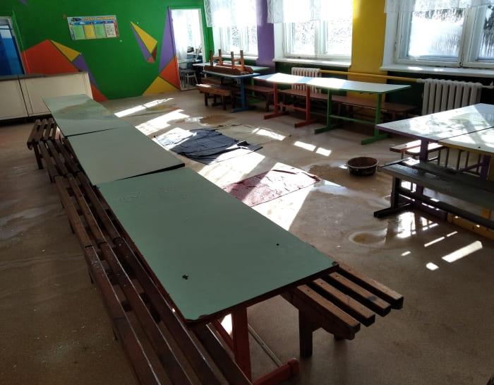 школа 4 обломки