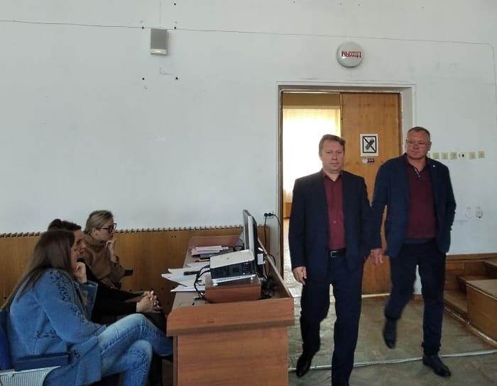 Павленко и Намчук