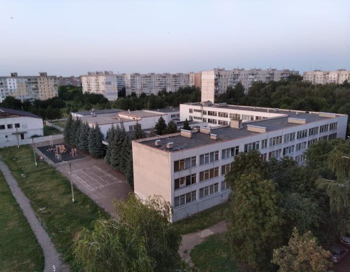 школа 7 сверху