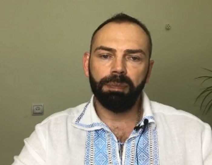 Николай Бакшеев в Зуме