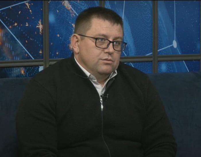 Сергей Магдысюк ХОГА